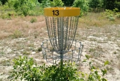 Local planner helping disc golf club take flight