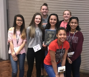 Rockingham Middle Junior Betas bring home 4 first-place, other awards from state convention