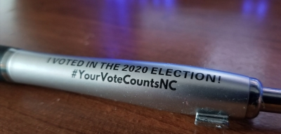 VOICES HEARD: Current, former Richmond athletes cast first ballot as younger voter numbers surge