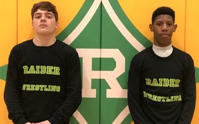 Gallops, Nicholson ready for run at wrestling state title
