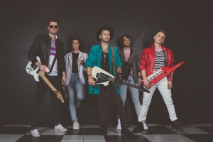 "Premier '80s tribute band Cassette Rewind will be performing at the ""Car""certs at the Cole on Friday, Oct. 30. Concert begins at 6 p.m."
