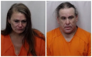 Richmond County pair accused of trafficking meth