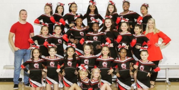 Local Cheer Team To Compete in Las Vegas