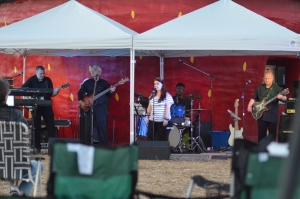The Beach Fever Band performs at the Berry Patch on Thursday. See more photos at the bottom of this post.
