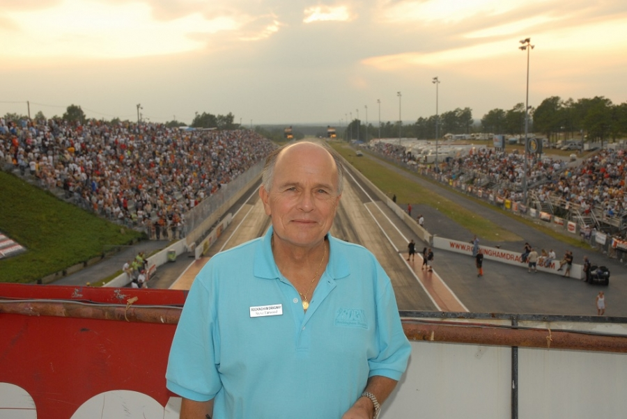 The Richmond Observer - Rockingham Dragway owner Earwood to