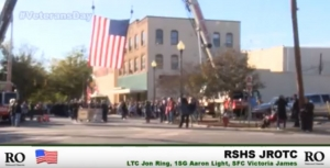LIVE AT 5 Exclusive: Veterans Day Parade (11/11/17)
