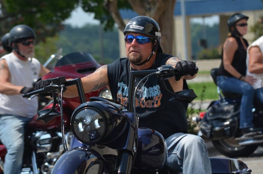 Motorcycle riders from across Richmond County will be participating in the inaugural Down syndrome ride benefiting Sandhills Children's Center on Saturday.