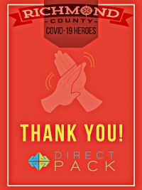 Richmond County COVID-19 Heroes: Direct Pack providing materials for face masks, switches gears on food packaging