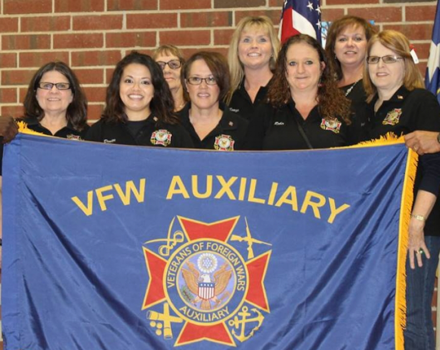 The VFW Auxiliary will hold a charity yard sale Saturday from 7 a.m. to noon.