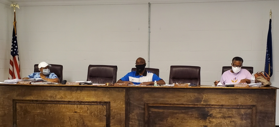 The Dobbins Heights Town Council voted to accept the budget for the next fiscal year, which includes a property tax increase. The budget will be available for review the next two weeks before the council adopts it.