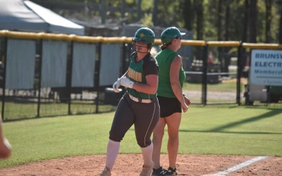 Way's no-hitter, Lady Raiders' 4 homers help punch ticket to Beach Diamond title game