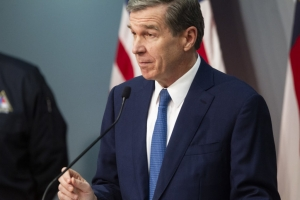 Cooper pleads with lawmakers to embrace liberal priorities, more spending