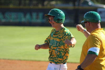 Allen's 3 RBIs lead Raiders to opening-round win at Beach Diamond Invitational