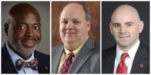 Keith Sutton, James Barrett and Michael Maher, all Democrats, have announced their intent to run for superintendent of public instruction, currently held by Republican Mark Johnson.