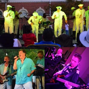 The Tams, Embers and Too Much Sylvia return to Rockingham for the Thursday Plaza Jam summer concert series, running the first Thursday of each month. However the Embers will perform on Wednesday, July 3.