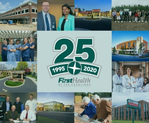 Teamwork Makes the Dreamwork: FirstHealth celebrates 25 years