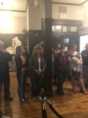 Third Annual Hamlet Depot Ghost Tour