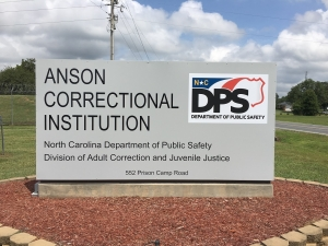 Anson Correctional Institution was formerly Lanesboro Correctional Institution, where a former corrections officer is accused of accepting a bribe to smuggle a controlled substance to an inmate.