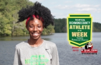 Airel Brown has been named the Official Richmond County Female Athlete of the Week.