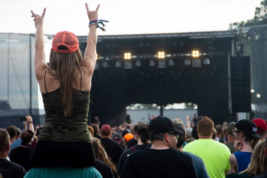 County Manager Bryan Land said Tuesday that the Epicenter Festival is largely responsible for a sales tax surplus in May.