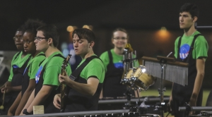 Richmond Observer File Photo: RSHS Marching Band to host Zombie 5K on Wednesday, October 25.