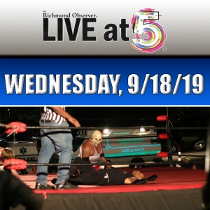 LIVE at 5 (Wednesday, 9/18/19)