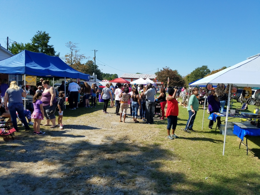 Norman's annual fall festival, Norman Fest, will feature a variety of vendors and musical acts from noon to 9 p.m. on Saturday.
