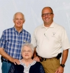 Cheraw stroke survivor Ann McCormick, as well as her husband Max and son Sandy, greet each new day with gratitude for McLeod Health saving her life earlier this year.