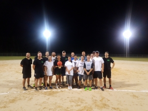 "Richmond Young Professionals Defeat Scotland County ""Rivals"""