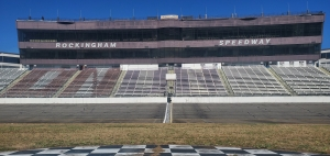 CARS Tour tire test at Rockingham Speedway (RO Sports Show, 12/17/20)