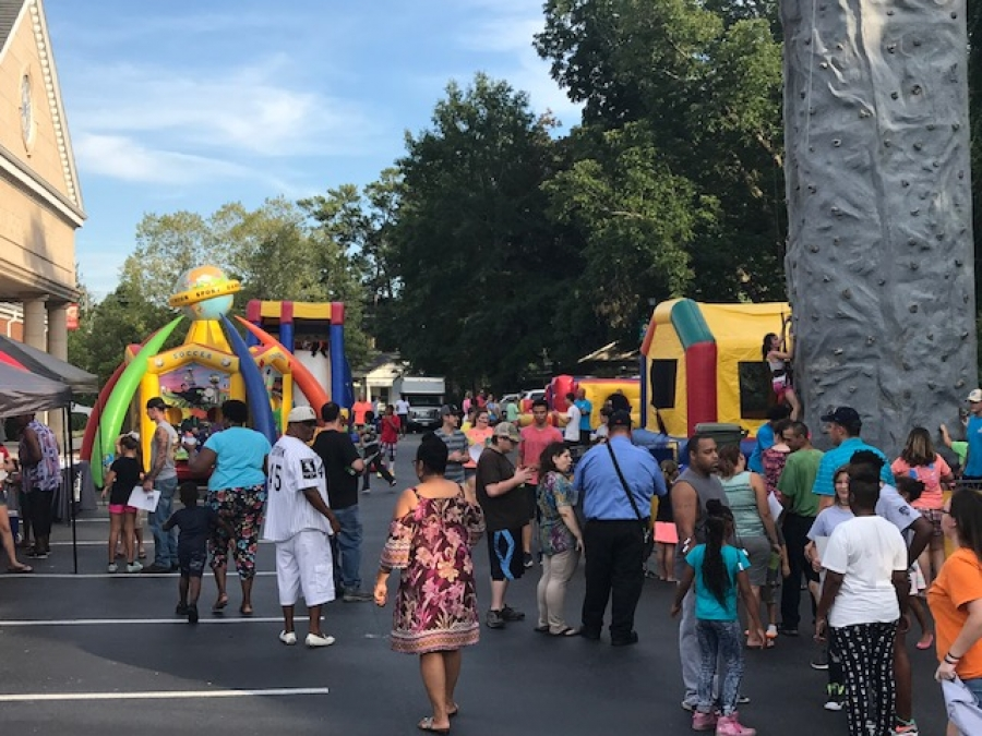 """National Night Out"" 2017 in Rockingham"