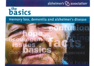 "Alzheimer's Association to Host ""The Basics"" Training"