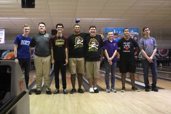 All six Richmond bowlers put forth a good effort Thursday, but just missed out of the state tournament.