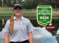 Senior golfer Hailey Miller has been named the Week 9 Official Richmond County Female Athlete of the Week.