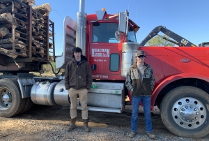 Cousins River and Will Meacham have been interning at their family business.