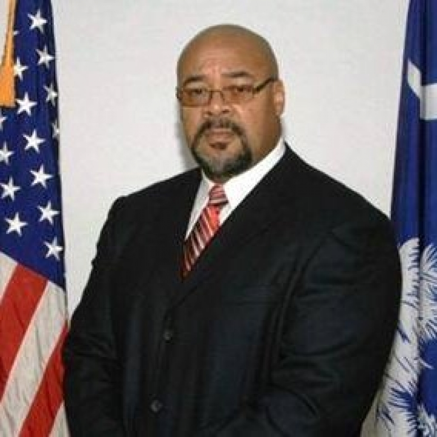 Chesterfield County (S.C.) Sheriff James Dixon