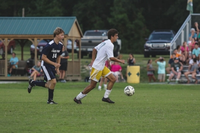 Raiders Boys Soccer Holds Off Union Pines; Win 1-0