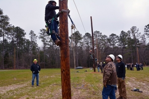 Electric Lineman graduation creating buzz for upcoming June class