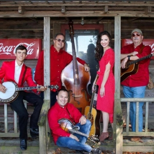 Bluegrass and gospel band Caroline from Garner, N.C., will be the first performance to fill the seats of the amphitheater that overlooks Richmond Community College's lake on the Hamlet Campus.