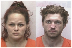 Pair accused of stealing one trailer, pawning another