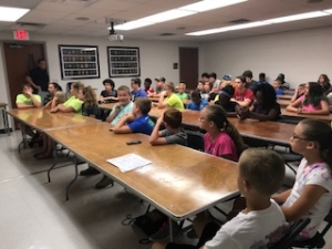 Rockingham Junior Police & Fire Academy Welcomes 61 Students