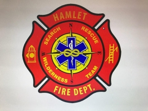 Hamlet Fire Department earns new rating, lowers industry insurance rates
