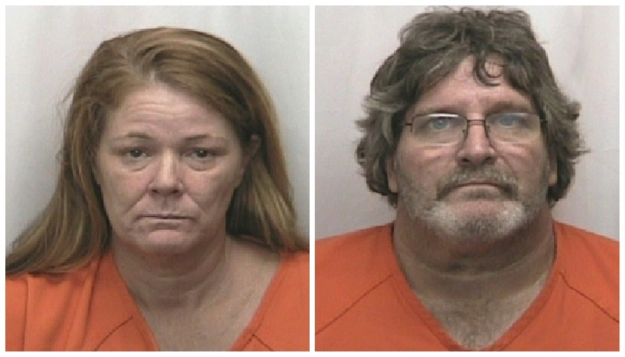 Pair charged with making meth in Richmond County