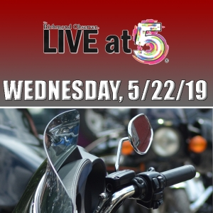 LIVE at 5 (Wednesday, 5/22/19)
