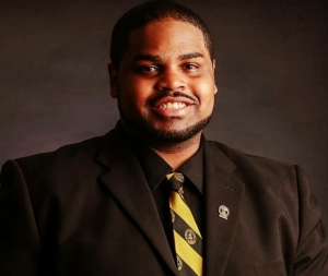 Chris Peterkin, a 2013 graduate, has been elected as president of the UNC Pembroke Alumni Association Board of Directors.