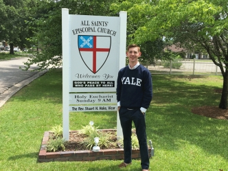 Local Pastor and Teacher Accepted to Yale