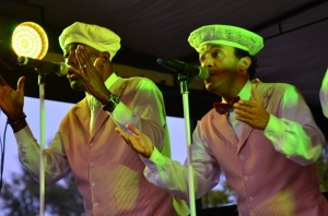 The Tams were scheduled to play Plaza Jam in September, but all concerts for this year have been canceled and rescheduled for 2021.