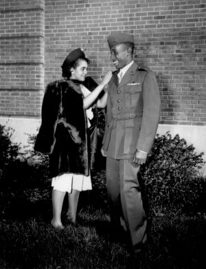 Frederick Branch, born in Hamlet, was the first African-American to be commissioned as a second lieutenant in the U.S. Marine Corps.