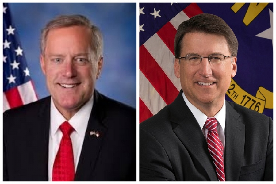 Meadows out, McCrory to focus on 2022