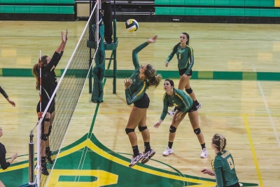 Lady Raiders Volleyball Wins Record 8th Consecutive Match; Down Jack Britt 3-1